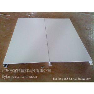 供应供应贵阳密拼防风铝条板吊顶(200mm铝条扣)