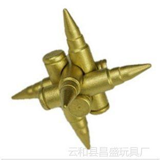 成人益智玩具 木制玩具DIY 孔明锁鲁班锁 子弹锁YX857
