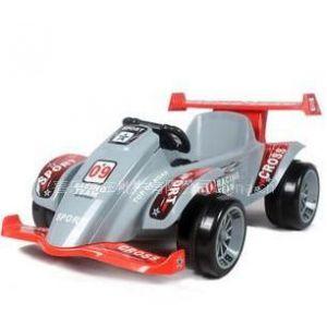 供应大脚板 儿童电动车童车 四轮电动汽车 宝宝电动车 F1赛车