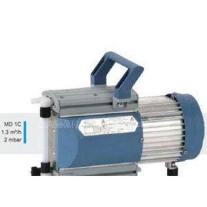 供应VACUUBRAND化学隔膜泵 真空泵 MD1C