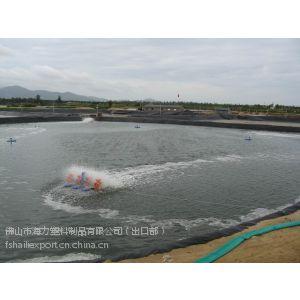供应海力牌PE塑料防渗布、莲藕种植布