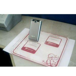 厂家定做有机玻璃手机展示架
