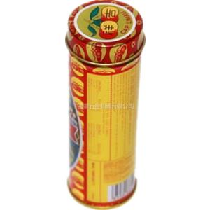 供应风油精铁盒包装/跌打酒铁盒/精油瓶