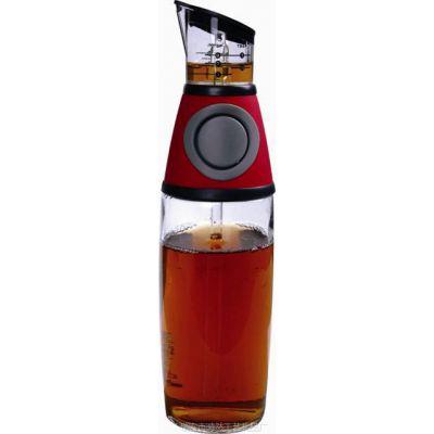 创意厨用小工具 可计量多功能油壶/健康食用油油瓶/按压式控油壶