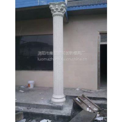 广西防城港市东兴区创新方形罗马柱模具新式花瓶柱模具进口ABS塑钢材质