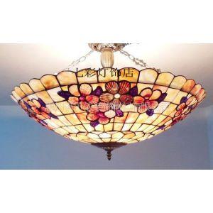 供应惠州做贝壳灯饰灯具工厂