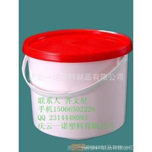 供应3L-002密封桶,3升塑料桶,一诺直销聚丙烯塑料桶