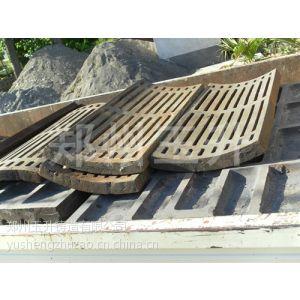 供应玉升铸造讲解破碎机配件蓖板经常磨损的原因是什么