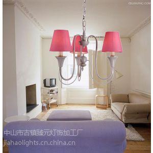 供应时尚高档水晶小吊灯 酒店客厅卧室吊灯水晶灯