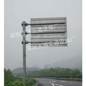 道路交通标志杆、交通标志杆、F型三悬臂标志杆、路牌杆、八角杆、高速公路F标牌杆