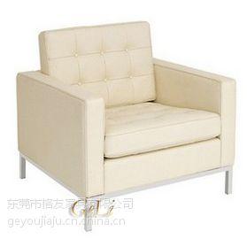 格友家具供应佛罗伦斯办公沙发,设计师皮制沙发