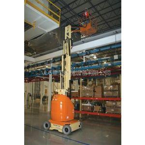 供应全新电动型直立式桅柱升降平台-JLG高空作业平台