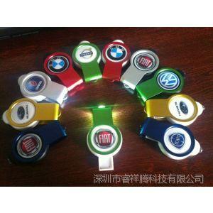 厂家直供LED手电筒发光U盘 灯饰促销礼品U盘 个性礼品U盘定制
