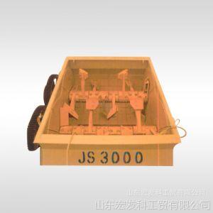 供应JS3000系列搅拌设备 山东宏发 搅拌设备