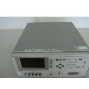 供应HP4284A、HP42841A+42842A LCR测试仪销售/回收二手电桥4284