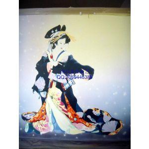 供应江西南昌广场公园主题壁、停车场、体育场彩绘南昌手绘墙涂鸦