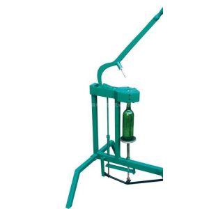 【百度推荐】新疆的葡萄酒手动打塞机生产厂家——青州同盛机械