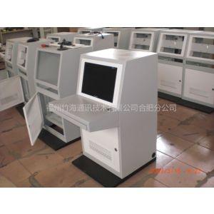 供应阜阳市金盾网络机柜、宿州市图腾服务器机柜、滁州市电视墙控制台