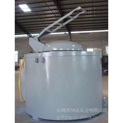 厂家直销英国维苏威坩埚熔化炉 进口石墨坩埚炉