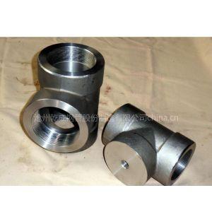 锻钢承插焊螺纹连接弯头三通异径管GB/T14626