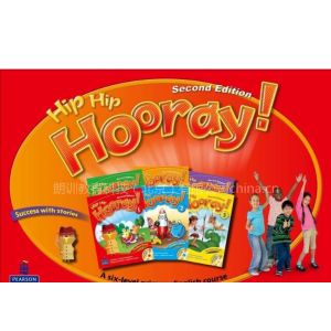 供应风靡亚洲Hip Hip Hooray少儿英语教材