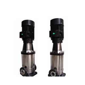 供应CR不锈钢水泵型号-变频供水设备水泵-小区生活用水增压泵