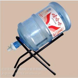 供应直销纯净水桶架/水桶折叠架子饮水机 净水器 鸭嘴水龙头台式桶架