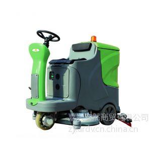供应上海服装厂用洗地机 上海大型工厂用洗地机 海星驾驶式洗地机OK-850