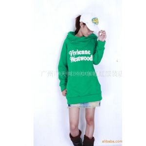 1101印字母爆款卫衣外套女式卫衣绒衫 加厚卫衣