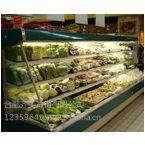 供应超市保鲜柜输出制冷量不足的原因和检修