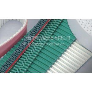 供应TPU聚氨酯钢丝芯同步皮带 开口同步带 接驳同步带 无缝同步带