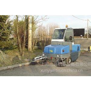供应PB170 E带驾驶室电动扫地机 座驾式扫地车