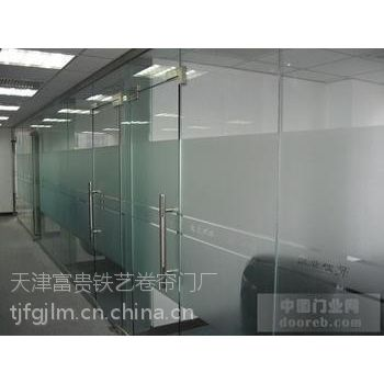 天津南开区安装玻璃门必要步骤