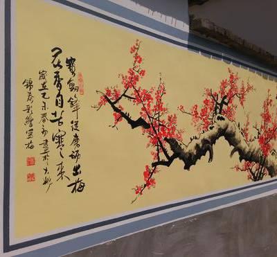 供应南昌手绘背景墙!值得信赖的手绘墙专家
