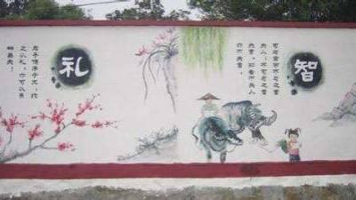 赣州石城宁都瑞金会昌安远手绘墙画彩绘墙绘涂鸦壁画制作!