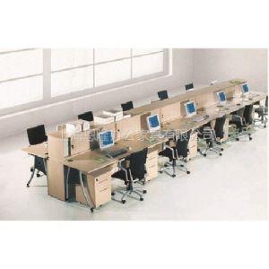 供应办公桌上海屏风办公桌,组合办公桌,上海钢制办公桌
