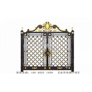 供应广州东易门业DY-T08欧式铸铝别墅庭院门