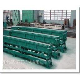 供应金驼350可调式水泥烟道机 全自动水泥烟道机