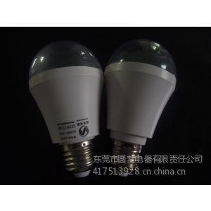 供应声控LED球泡灯 声光控LED灯泡 圆梦电器更多选择 图片报价