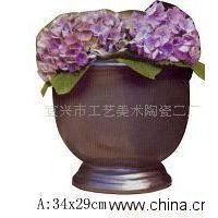 陶瓷釉色花盆加工