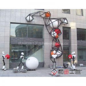 杭州供应人物造型定做 动漫雕塑 卡通雕塑