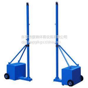 供应东莞三用柱批发 移动排球住价格 网球柱 羽毛球柱厂家