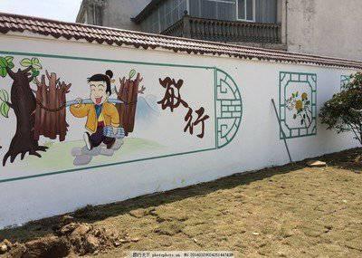 供应江西南昌墙体广告彩绘 手绘墙 !省内彩绘企业!