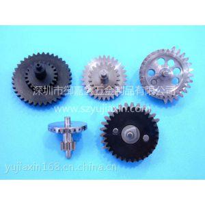 供应PM粉末冶金 双联齿轮加工 不锈钢齿轮加工 扇形齿轮 广东MIM注射加工