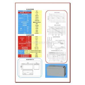 供应硅能电池 型号:RST13-12V/100AH库号:M210685