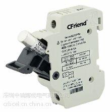 供应Bussmann/台湾友容 圆管型熔断器底座CHPV1U/SC101PV