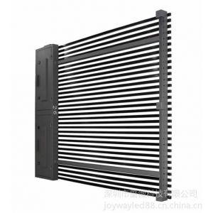 供应LED50窗帘屏、P50LED玻璃幕墙屏