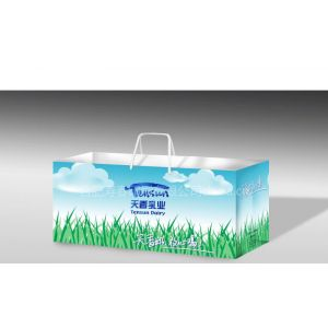 供应 食品外包装手提袋