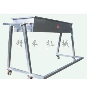 供应质优价廉箱体可自由翻转360度脱水蔬菜机械腌制车(食品加工)