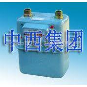 供应家用煤气表 型号:DM18-G4 库号:M306313